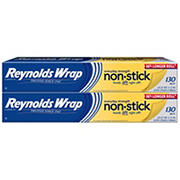 Reynolds Wrap 130 Sq. Ft. Non Stick Foil, 2 ct.