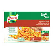 Knorr Fiesta Sides Spanish Rice, 8 ct./5.6 oz