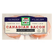 Jones Dairy Farm Canadian Bacon, 18 oz.