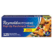 Reynolds Parchment Paper Pop Up Sheets, 125 ct.