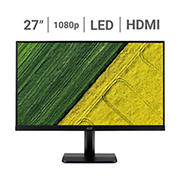 "Acer HA270 27"" 1080p IPS Monitor"