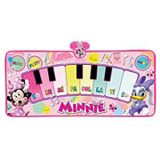 Electronic Jumbo Music Mat - Minnie