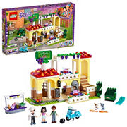 LEGO Friends Heartlake City Restaurant 41379 Building Kit, 624 Pc.