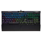 CORSAIR K70 RGB MK.2 Mechanical Gaming Keyboard - Cherry MX Red