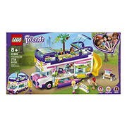 LEGO Friends Friendship Bus 41395 Building Kit, 778 Pc.