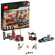 LEGO Star Wars: The Rise of Skywalker Pasaana Speeder Chase 75250 Building Kit, 373 Pc.