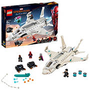 LEGO Marvel Spider-Man Far From Home: Stark Jet and the Drone Attack 76130 Building Kit, 504 Pc.