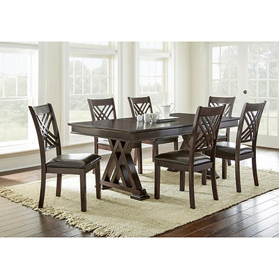 Steve Silver Beverly 7-Piece Dining Set