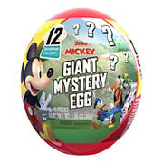 Giant Mystery Egg Toy Capsule - Disney Junior Mickey Mouse