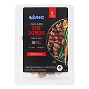 Expresco Grilled Beef Skewers, 6 ct.