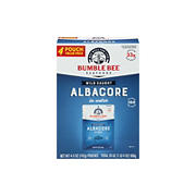 Bumble Bee Premium Albacore Tuna in Water, 4 pk./5 oz.