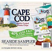 Cape Cod Seaside Sampler