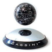 Cassini Gravitator Magnetic Levitation Device with Constellation Sphere and Levitating Platform
