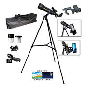 Galileo 360mm x 60mm Telescope with Smartphone Adapter