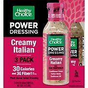 Healthy Choice Creamy Italian Plant-Based Salad Dressing, 3 ct.