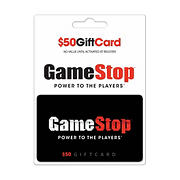 $50 Gamestop Gift Card