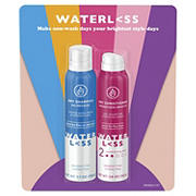 Waterless Dry Shampoo and Conditioner Bundle Pack, 2 pk.