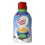 Coffee-Mate Sugar Free French Vanilla Creamer, 64 fl oz.