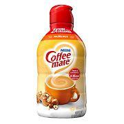 Coffee-Mate Hazelnut, 64 oz.