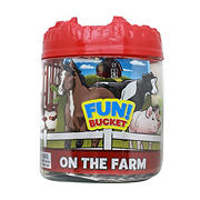 Maxx Action Fun Bucket - Farm Animals