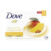 Dove Mango and Almond Butter Soap Bars, 16 ct.