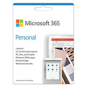 Microsoft 365 Personal 12 Month Subscription