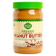 Wellsley Farms Organic Creamy Peanut Butter, 36 oz.