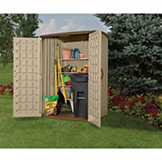 Suncast Extra Large Vertical Shed