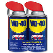 WD-40 Multi-Use Product, 2 pk./8 oz.