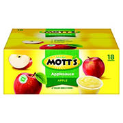 Mott's Applesauce, 18 ct.