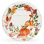 "Artstyle Autumn's Gift 10"" Paper Plates, 40 ct."