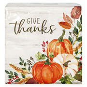 Artstyle 3-Ply 'Autumn's Gift' Paper Napkins, 120 ct.