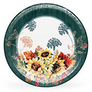 "Artstyle 7"" Farmhouse Fall Performa Dessert Plates, 75 ct."