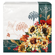 Artstyle 3-Ply 'Farmhouse Fall' Paper Napkins, 120 ct.