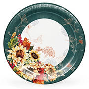 "Artstyle 10"" Farmhouse Fall Performa Plates, 40 ct."