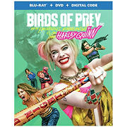 Harley Quinn:  Birds of Prey (BD/DVD)