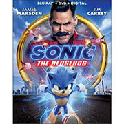 Sonic The Hedgehog (BD/DVD)