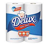 Delux Paper Towels, 12 pk.