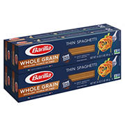Barilla Whole Grain Thin Spaghetti, 4 ct.