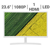 "Acer ED242QR 23.6"" 1080p Curved LED Monitor"