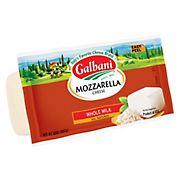 Galbani Chunk Mozzarella, 2 lbs.