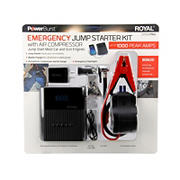 Royal Emergency Jump Starter with Air Compressor