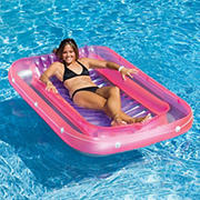 Swimline Sun Tan Tub Pool Float