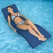 Swimways Terra Sol Sonoma Chaise Lounge Float - Blue