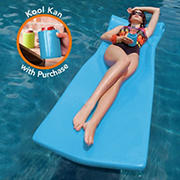 Texas Recreation Super-Soft Kool Float - Marina Blue