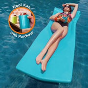Texas Recreation Super-Soft Kool Float - Tropical Teal