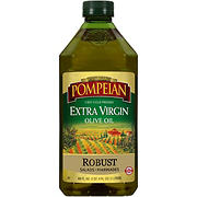 Pompeian Robust Extra Virgin Olive Oil, 68 oz.