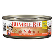 Bumble Bee Pink Salmon, 43 oz.
