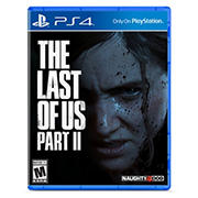 Last of Us Part II PS4