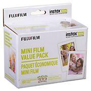 Fujifilm Instax Mini Film, 6 pk.